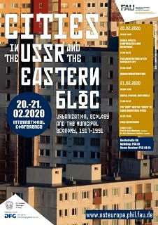 "Zum Artikel ""Cities in the USSR and the Eastern Bloc: Urbanization, Ecology and the Municipal Economy (1917-1991)"""