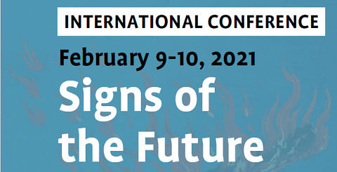 "Zum Artikel ""Online-Tagung: ""Signs of the Future"", 9.-10. Februar 2021"""